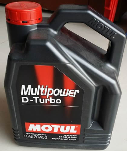 Motul Multipower D-turbo 15W 40